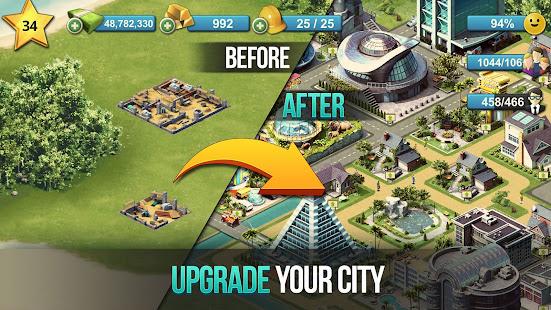 City Island 4- Simulation Town: Expand the Skyline screenshots 2
