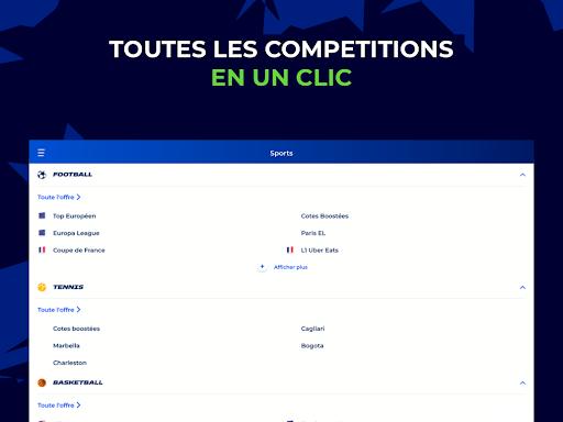 Parions Sport Point De Vente - Paris Sportifs  screenshots 12