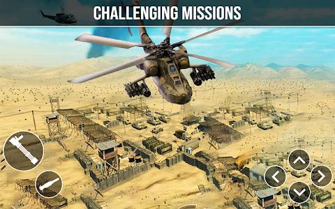 Gunship AirStrike BATTLE: Helicopter GUNSHIP Game. 1.1