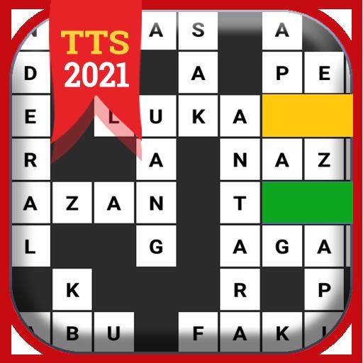 TTS Asli - Teka Teki Silang Pintar 2021 Offline