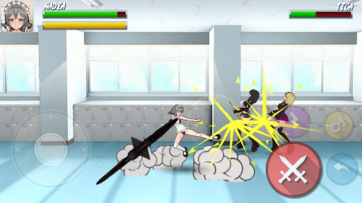 HighSchool Ninja Girls 2.2 screenshots 1
