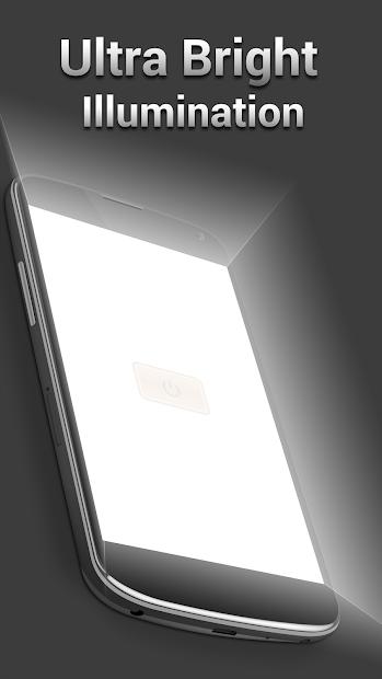 Captura 3 de Linterna - Tiny Flashlight ® para android