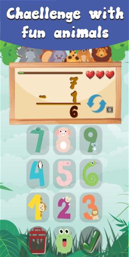 Math Kids: Math Game for Kids study add, subtract 1.2.2 screenshots 2