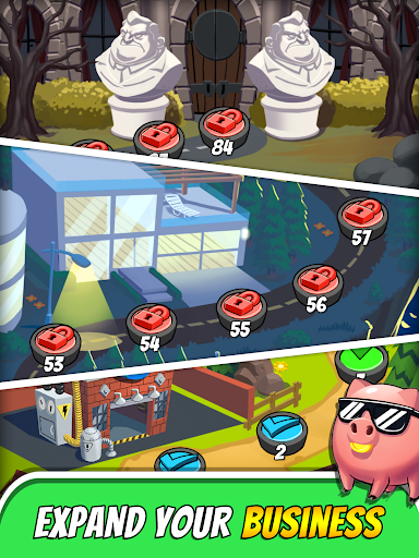 Tap Empire: Idle Tycoon Tapper & Business Sim Game  screenshots 10