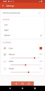 Navigation Bar – Assistive Touch Bar Pro v1.1.72 MOD APK 3