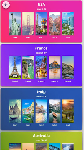 Word Explore: Travel the World  Screenshots 5