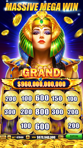 Slots! CashHit Slot Machines & Casino Games Party apkslow screenshots 13