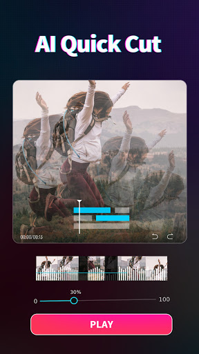 Magic Video Maker - Video Editor with music android2mod screenshots 3