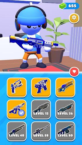 Code Triche Blasthero (Astuce) APK MOD screenshots 2