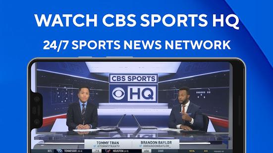 CBS Sports App - Scores, News, Stats & Watch Live 10.23 Screenshots 5