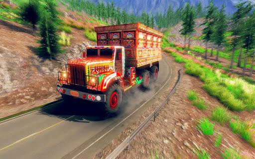 Asian Truck Simulator 2019: Truck Driving Games screenshots 5