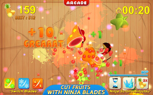 Fruit Cutting Game 2.97 screenshots 1