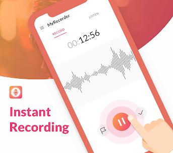 Voice Recorder & Voice Memos – Voice Recording App 1