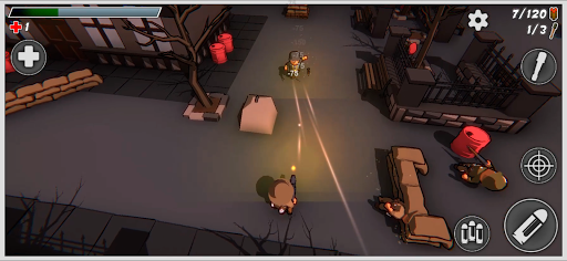 Mini Soldiers: Battle royale 3D screenshots 14