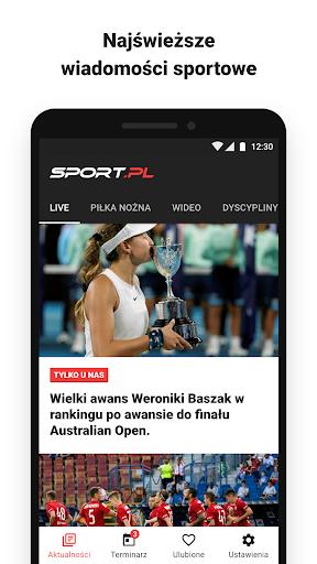 Sport.pl LIVE apktram screenshots 1