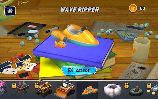 Goldfish Go-Karts 2.0 screenshots 4