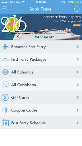 bahamas plus screenshot 2