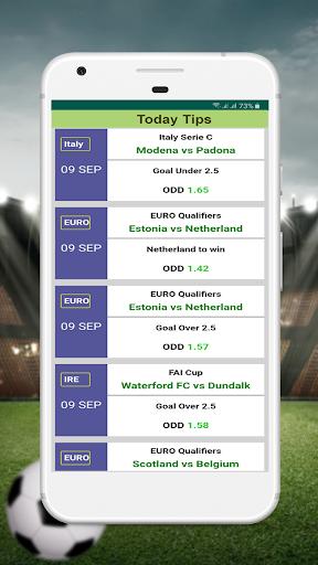 VIP Betting Tips - Expert Prediction 12.0 Screenshots 4