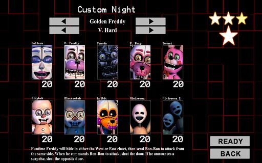Five Nights at Freddy's: SL  screenshots 16