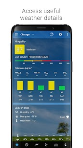 Sense Flip Clock & Weather (Ad-Free) MOD APK 3