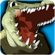 Crocodile River Cross Attack