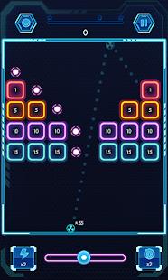 Brick Galaxy - Brick breaker block ball