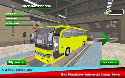 Bus Simulator Indonesia - Lintas Jawa 1.6 screenshots 1