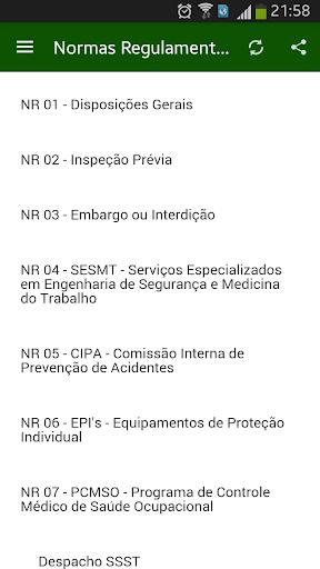 Seguranu00e7a do Trabalho android2mod screenshots 3