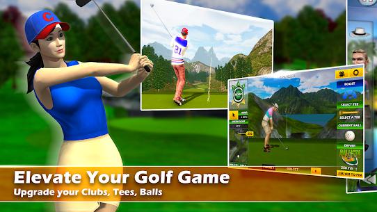 Golden Tee Golf: Online Games APK Download 4