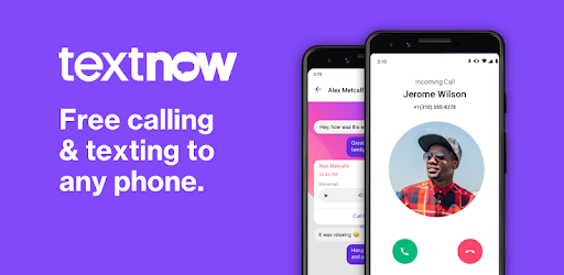 TextNow - Free Text, Voice and Video Calling App .APK Preview 0