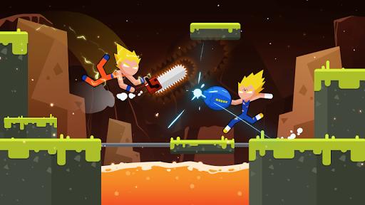 Stickman Dragon Fight - Supreme Stickman Warriors screenshots 9
