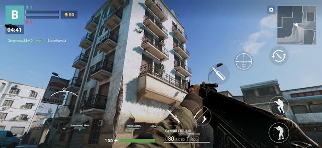 Modern Gun: Shooting War Games Mod Apk 1.0.1 (Unabated) 2