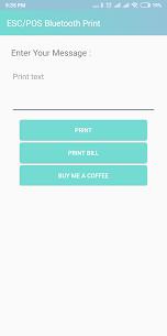 ESC/POS Bluetooth Print  For Pc | How To Install (Download Windows 7, 8, 10, Mac) 2