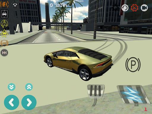 Car Drift Simulator 3D  screenshots 3