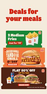 Burger King India 2.6 Screenshots 3