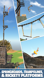 Flip Diving Screenshot