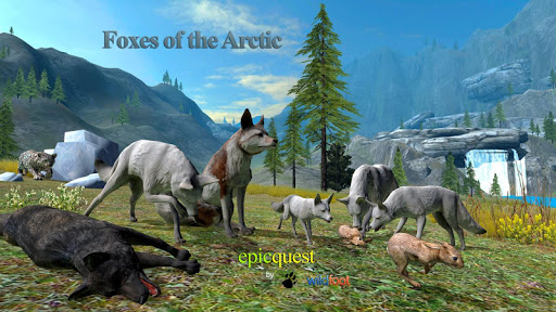 Foxes of the Arctic 1.2 screenshots 1