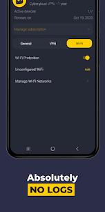 CyberGhost VPN v7.3.4.306 MOD APK (Premium Unlocked) 3