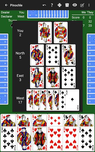 Pinochle by NeuralPlay 2.10 screenshots 12