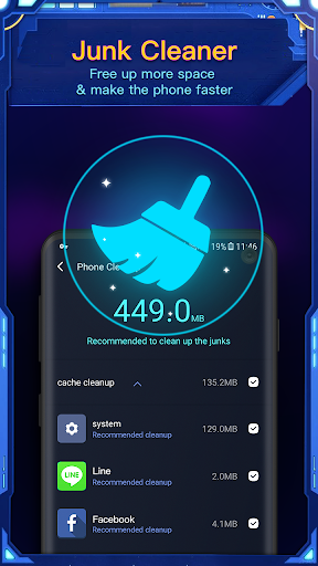 Nox Security - Antivirus Master, Clean Virus, Free apktram screenshots 3