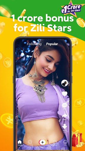 Zili - Short Video App for India | Funny screenshots 3