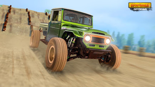 Spintrials Offroad Car Driving & Racing Games 2021 8.3 screenshots 1