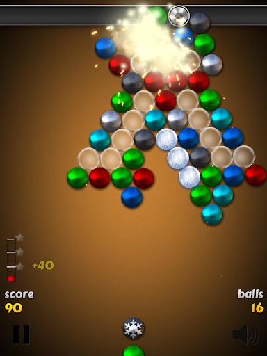 Magnet Balls Free: Match-Three Physics Puzzle screenshots 16