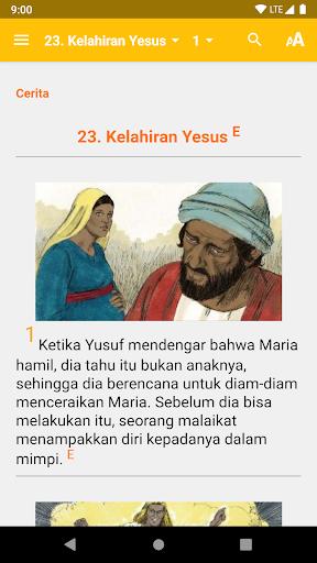 Cerita Alkitab Terbuka modavailable screenshots 6