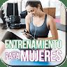 Plan de Entrenamiento para Mujeres para Adelgazar app apk icon