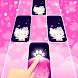 キャッチタイルズマジックピアノ:ミュージックゲーム
