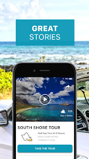 Oahu Hawaii GPS Driving Tour