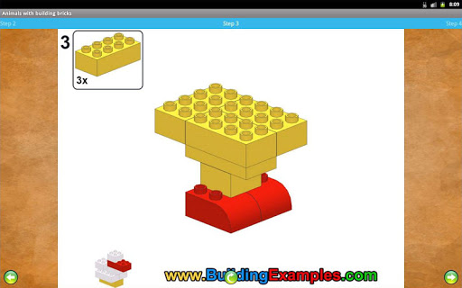 Animals with building bricks  screenshots 8