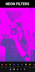 Neon Pro Apk– Photo Effects 5.1 (Full Unlocked) 9