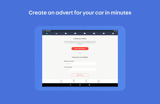 Auto Trader: Buy new & used cars. Search car deals apktram screenshots 13